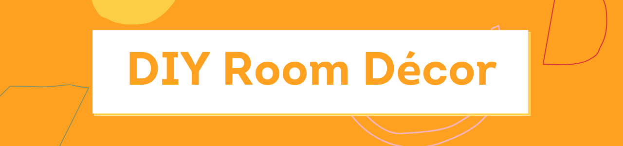 DIY Room Decor header