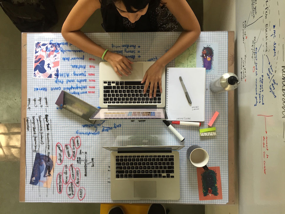 DIY Workspaces for Startups,  Designers, Architects