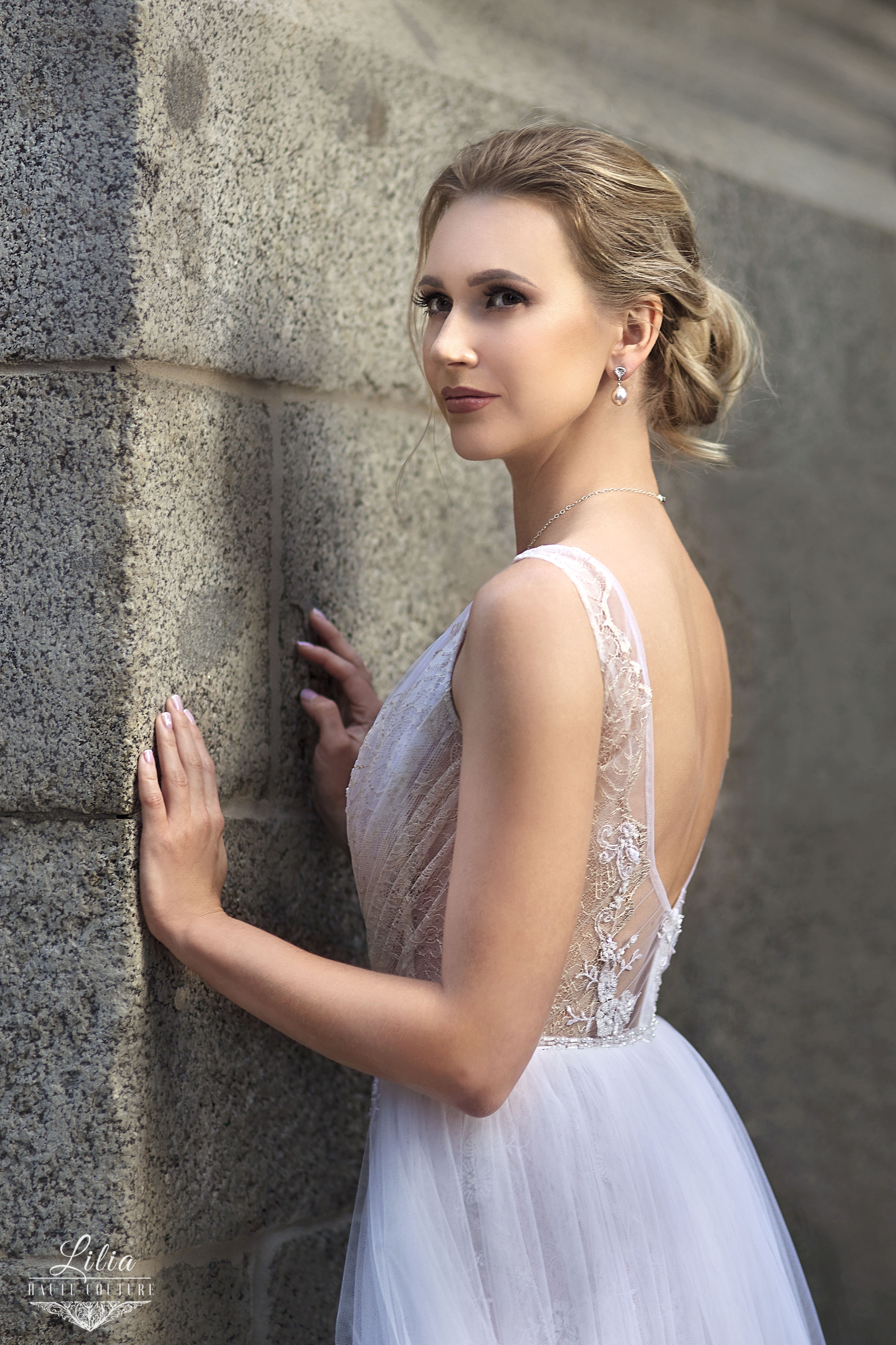 designer wedding dresses montreal high-end bridal store lilia haute couture