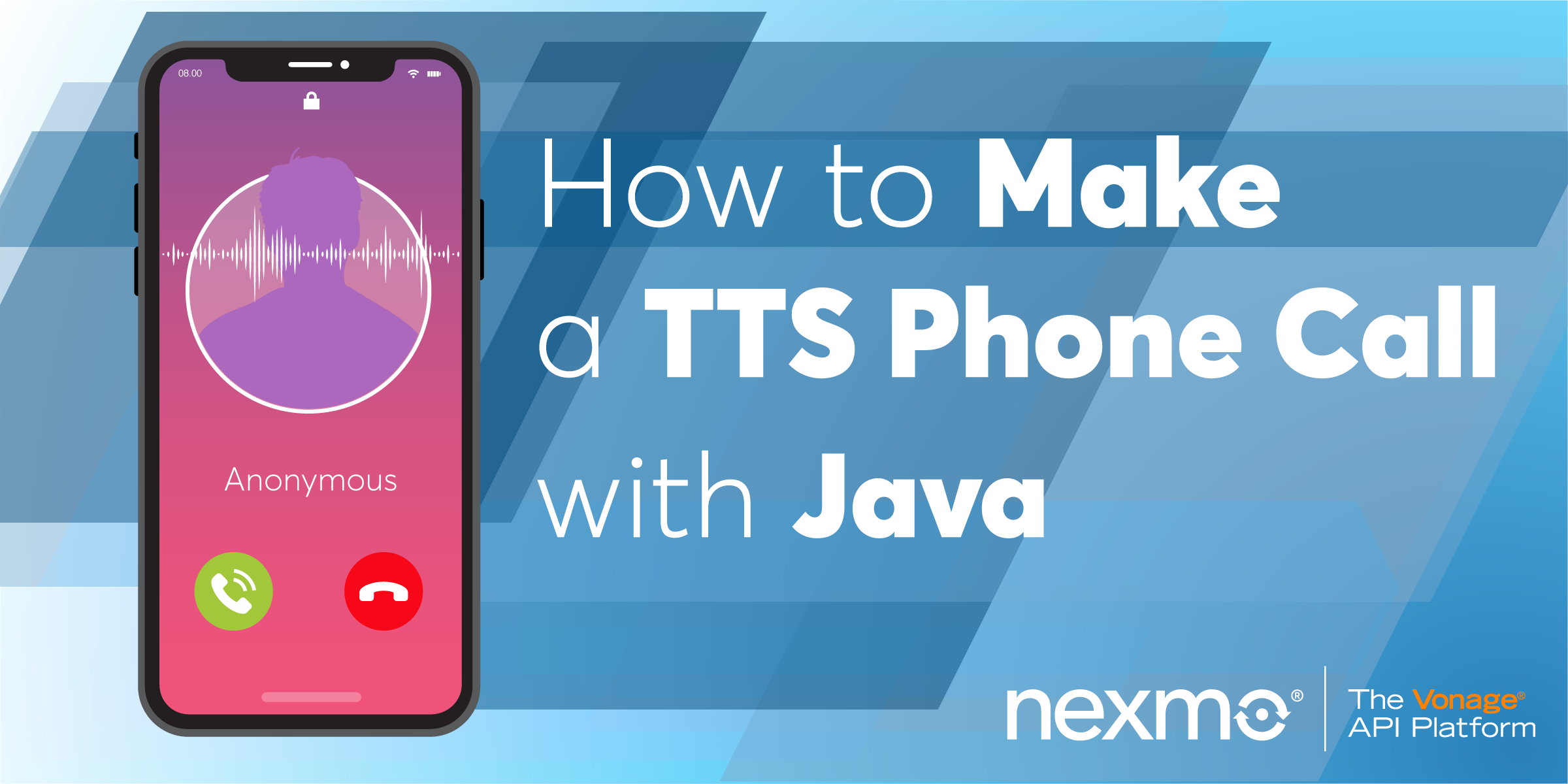 Make Text-to-Speech Phone Call with Java