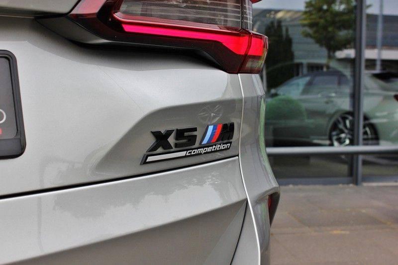 BMW X5 M Competition 4.4 V8 626pk **Pano./ACC/Elek.Trekhaak/HUD/Softclose** afbeelding 9