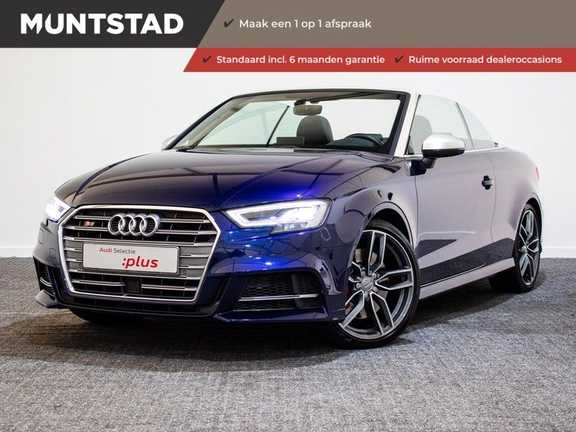 Audi A3 Cabriolet 2.0 TFSI S3 quattro Pro Line Plus | B&O Sound | Massagestoelen | LED | Virtual cockpit | Nekverwarming |