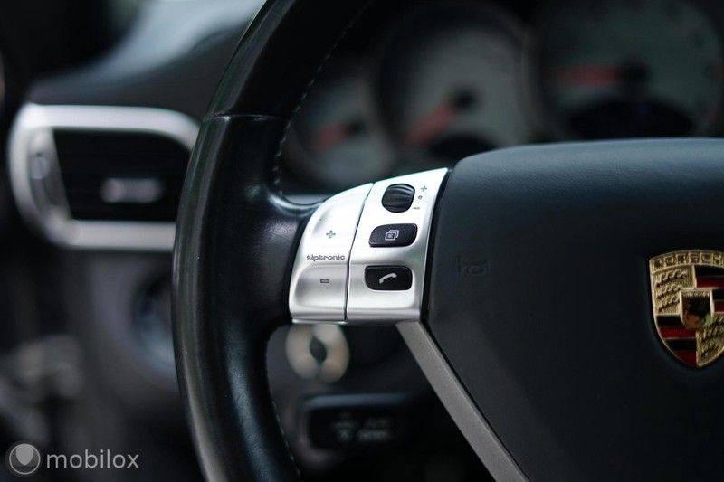 Porsche 911 997 3.6 Turbo   sport chrono afbeelding 18