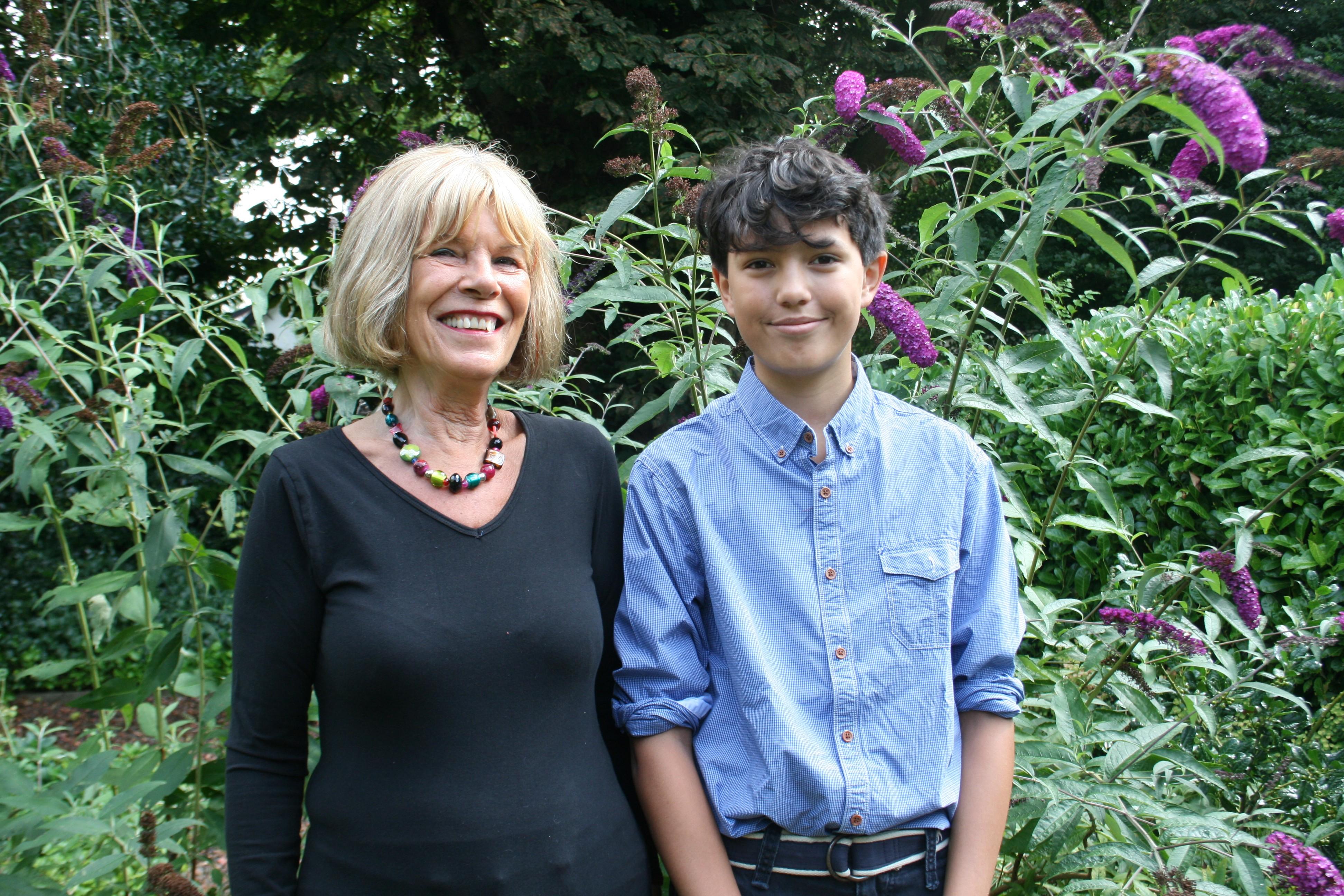 Technische duizendpoot Luca (13) start eigen bedrijf