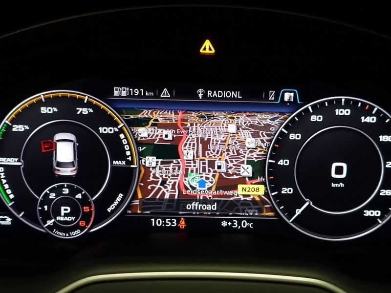 Audi Q7 3.0 TDI e-tron 374pk Quattro S-Line Autom- Bose, Virtual Cockpit, 360 Camera, Park Assist, Leer afbeelding 16