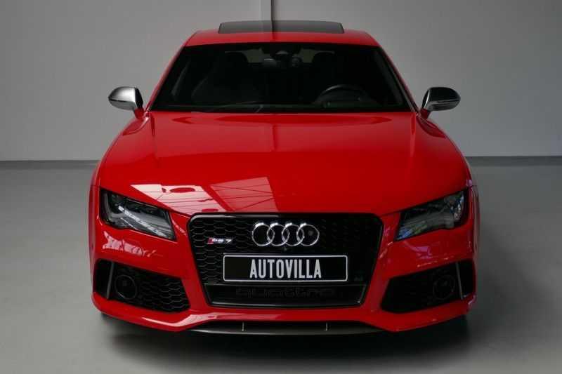 Audi RS7 Sportback A7 4.0 TFSI quattro Pro Line plus B&O - Ceramic brakes afbeelding 3