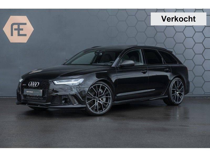 Audi RS6 Performance 605pk Akrapovic Keramische Remmen + Akrapovic + Carbon ext+int + BTW-auto GARANTIE T/M 2022 afbeelding 1