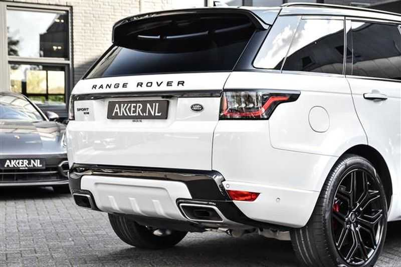 Land Rover Range Rover Sport P400 HST 22INCH+PANO.DAK+ST.KOELING NP.155K afbeelding 14