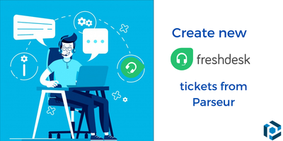 Cover image for Create new Freshdesk tickets from emails