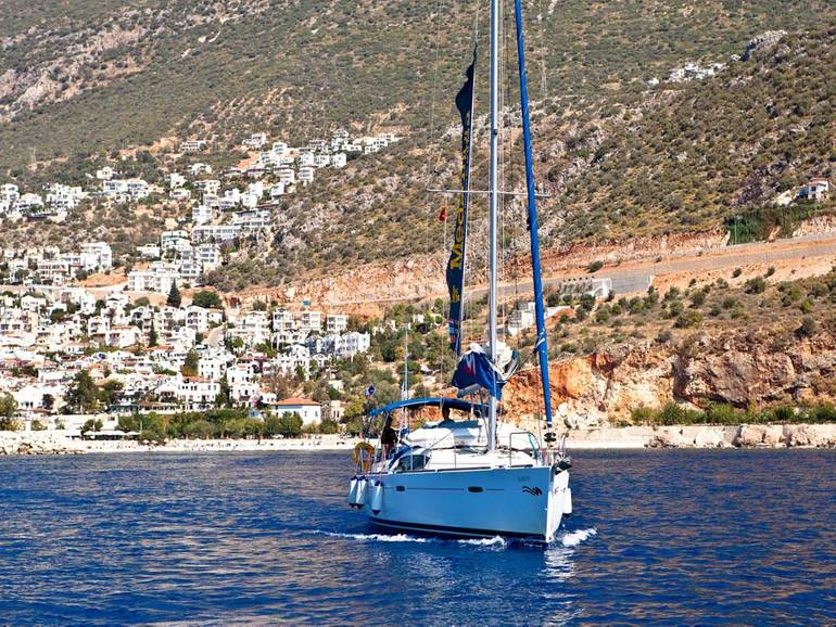 Sample Something Truly Unique On A Sailing Turkey Adventure