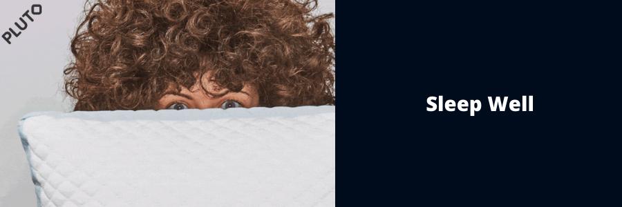 Pluto Pillow Review - Sleep Well