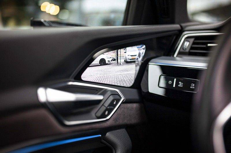 Audi e-tron 55 Quattro *4% Bijtelling / Prijs Ex. BTW / B&O / Stad & Tour pakket / Pano / ACC* afbeelding 22