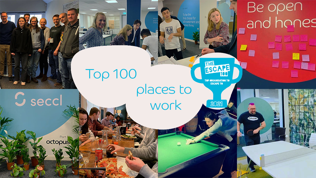 It's official… we're one of top 100 places to work!