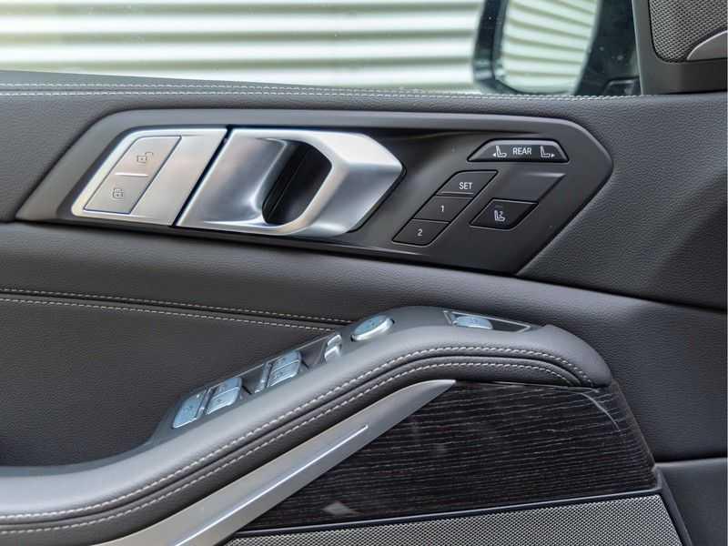 BMW X7 xDrive40i High Executive - M-Sport - Trekhaak - 7-Zits - ACC afbeelding 16