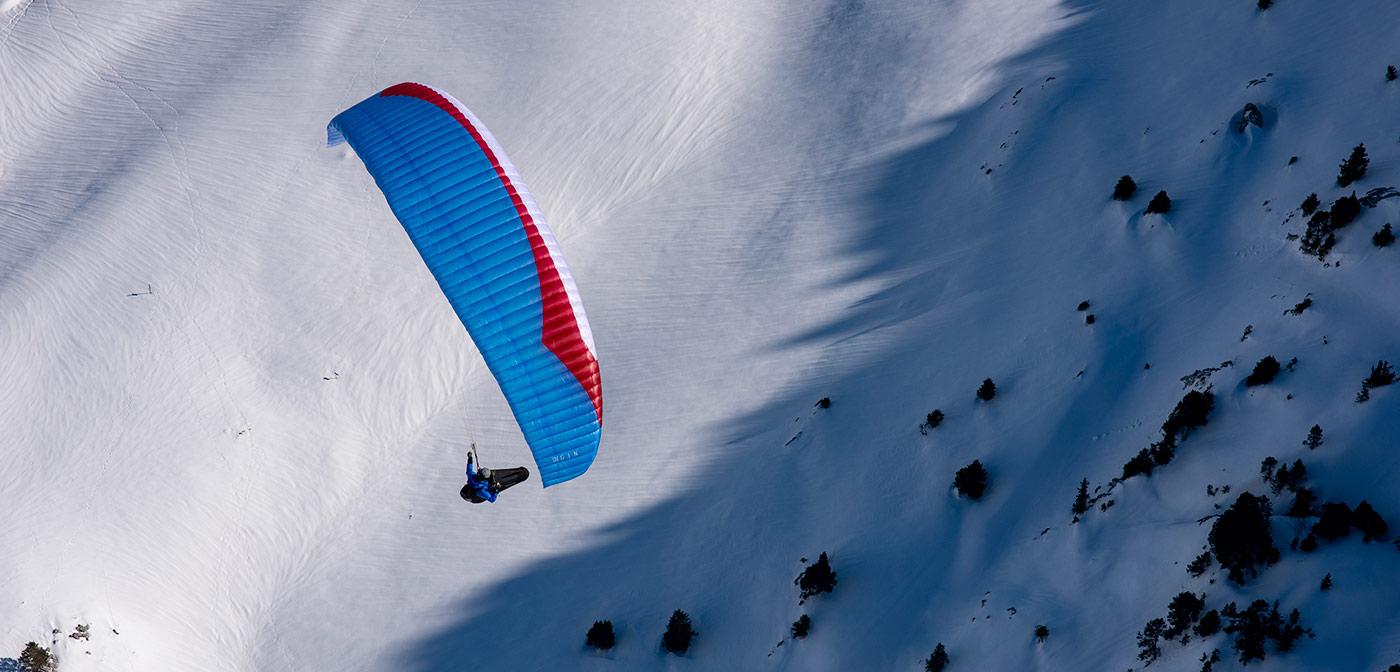 Bonanza 2 – Pure XC paraglider
