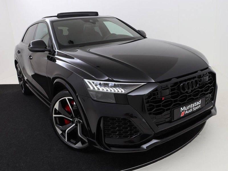 Audi RSQ8 4.0 TFSI 600 pk RS Q8 quattro | Pano.Dak | Carbon | Trekhaak | Keyless-Entry | 360Camera | B&O Sound | Alcantara | afbeelding 11