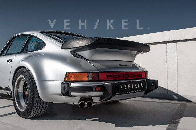 Porsche 911 930 3.3 Turbo Coupé // uitzonderlijk mooie staat afbeelding 12