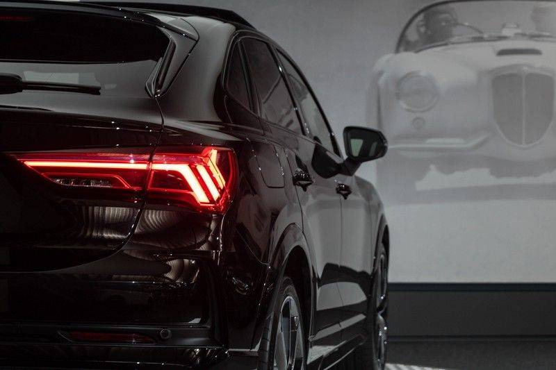 "Audi RSQ3 Sportback 2.5 TFSI 400pk Quattro Panoramadak BlackOptic B&O ValconaLeder+Memory Matrix Navi/MMI DriveSelect Keyless Camera 21"" Pdc afbeelding 10"