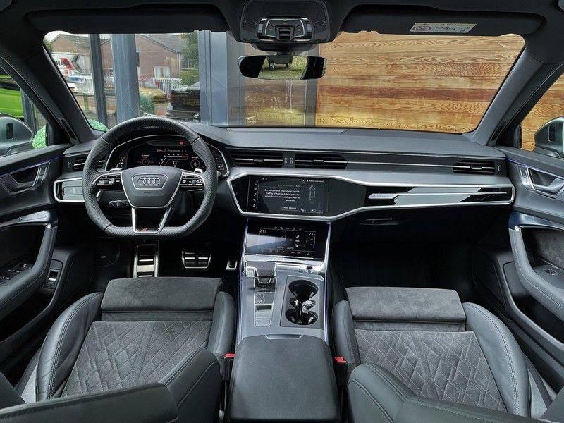 Audi RS6 4.0 V8 TFSI Quattro **B&O/4WS/RS Dynamic/ACC/Pan.dak/HUD** afbeelding 8