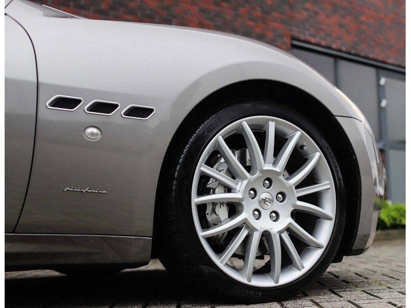 Maserati GranTurismo 4.7 S *Dealer onderhouden*Memory*Vol!* afbeelding 9