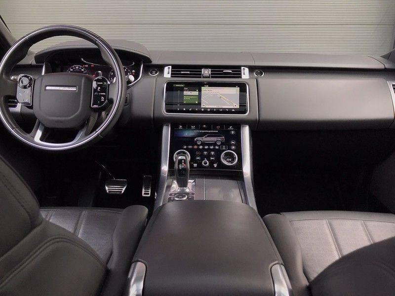 Land Rover Range Rover Sport 5.0 V8 SC HSE P525 Dynamic, 525PK, ACC, Pano, Meridian, Luchtvering, Keyless, Soft-Close, Head-Up, Camera, Matrix, Lane Assist, afbeelding 12