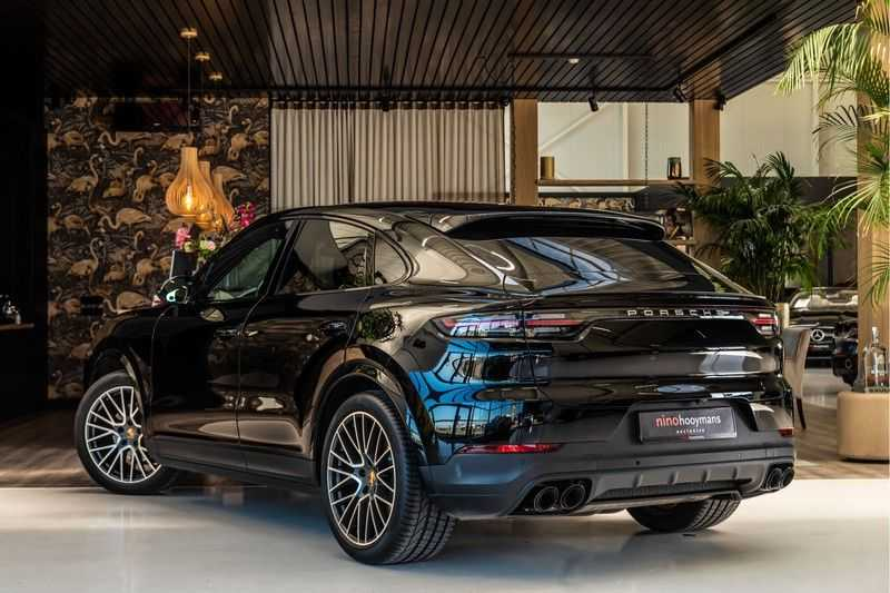 Porsche Cayenne Coupé 3.0 | BOSE | Adaptieve luchtvering | Led-Matrix | Licht Design pakket afbeelding 4