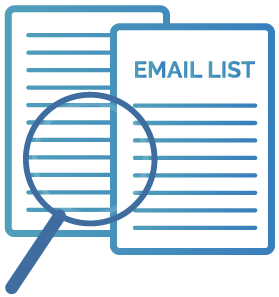 Verify your email lists