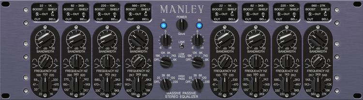 Manley Massive Passive EQ
