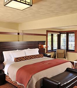 Guest Room - Historic Park Inn Mason City, IA