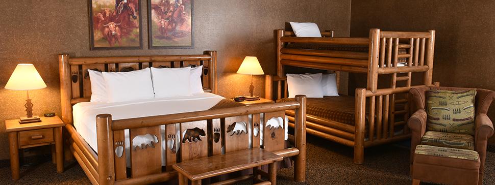 Des Moines Bunk Bed Room