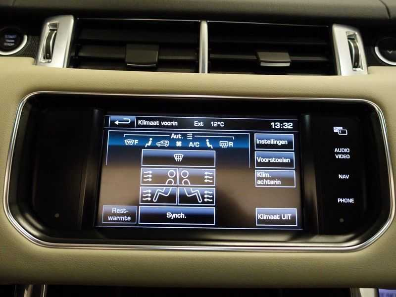 Land Rover Range Rover Sport 3.0 SDV6 293pk Autobiography Dynamic Full options Nw Prijs: €137.653 afbeelding 13