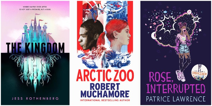 The Kingdom, Arctic Zoo, Rose, Interrupted