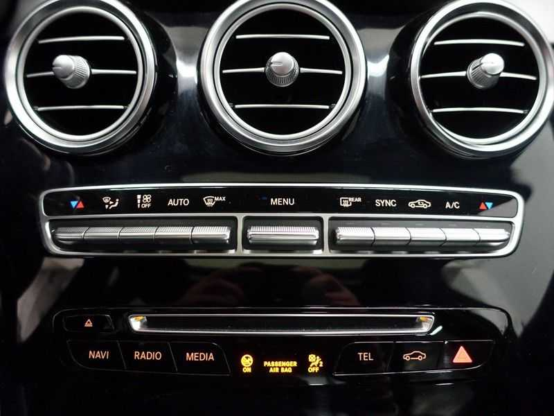 Mercedes-Benz C-Klasse 43 AMG 4M Black Series 368pk Autom- Schuifdak, Burmester, Leer, MBUX, Camera, Full! afbeelding 23