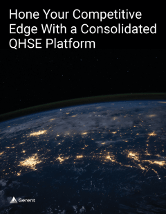 Hone Your Competitive Edge With a Consolidated QHSE Platform Cover