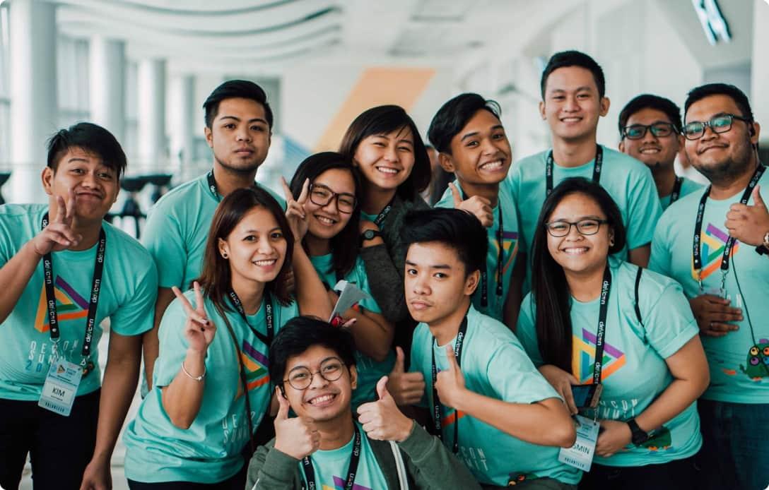 DevCon Summit Volunteers