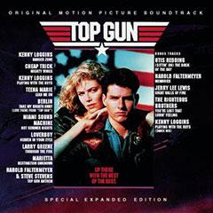Top Gun Soundtrack album cover