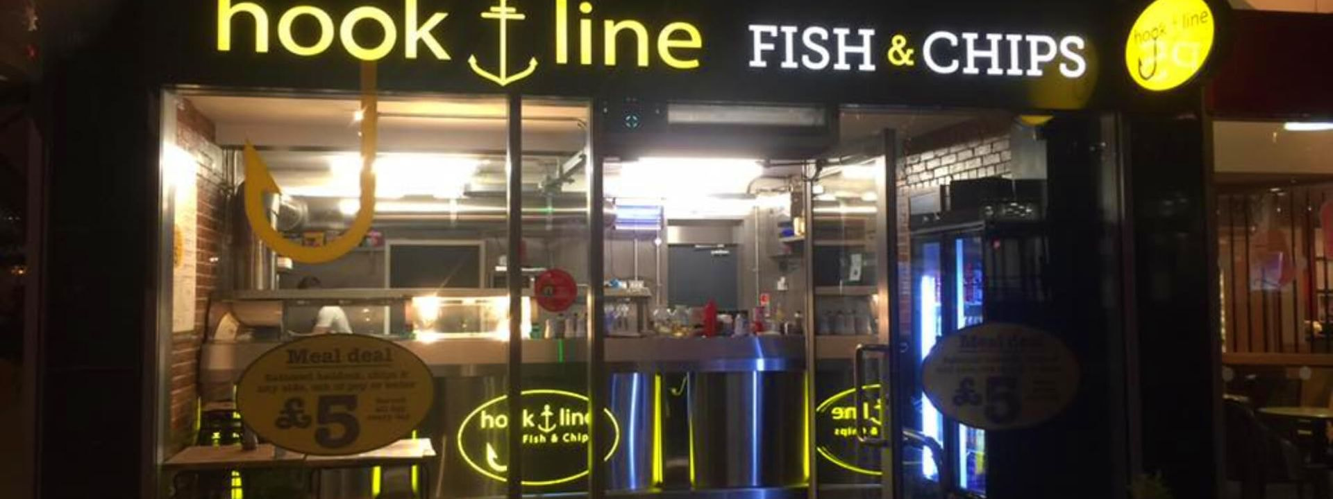 Hook and Line Fish and Chips
