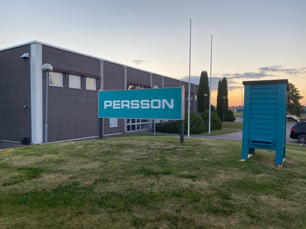 Persson beehive