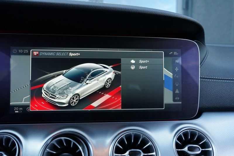 Mercedes-Benz E-Klasse Coupé 200 Premium Plus AMG, Pano, Burmester afbeelding 20