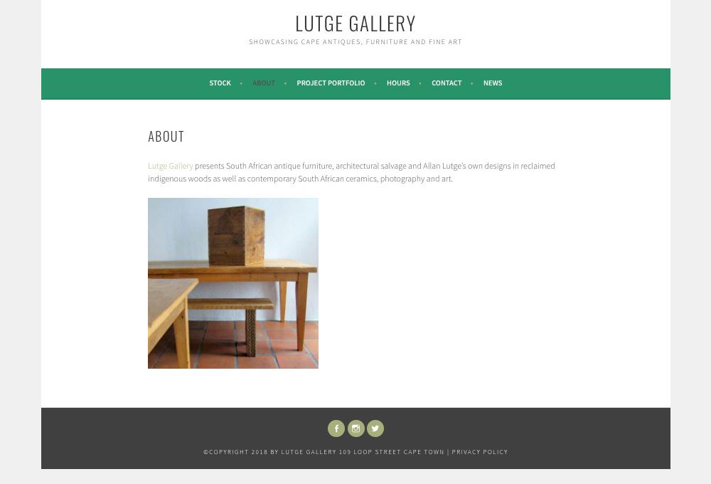 Image of Lutge Gallery