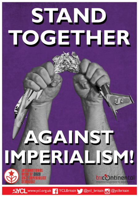 Stand Together Against Imperialism