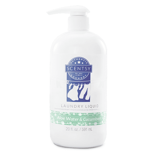 Aloe Water & Cucumber Laundry Liquid