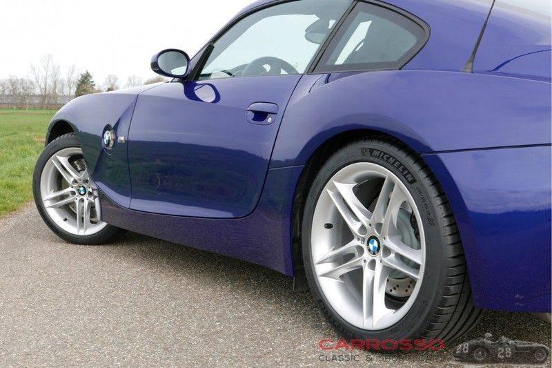 """BMW Z4 Coupé 3.2 M Xenon, 18""""LM, 65.683 km, Interlagos Blauw-Metallic afbeelding 8"""