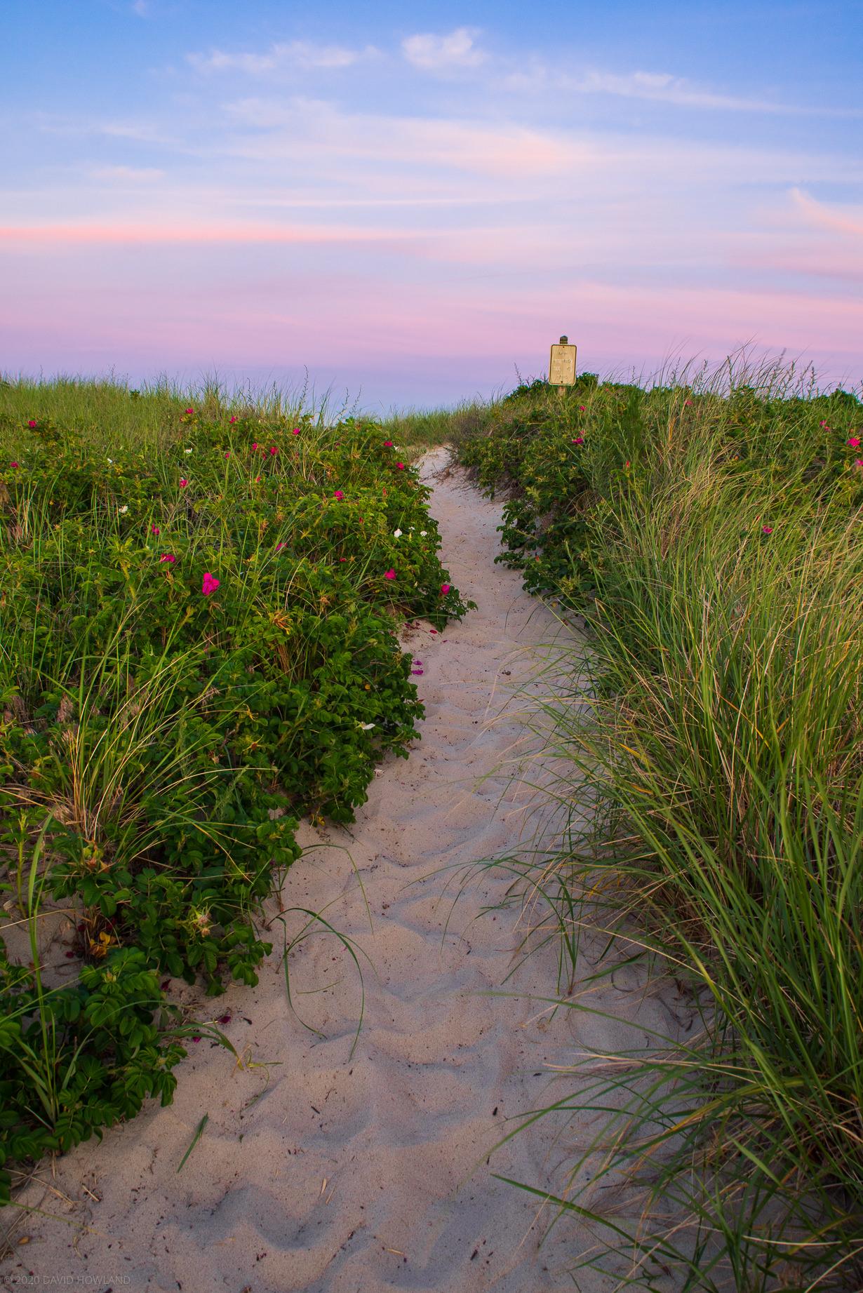 Osterville Beach Sunset