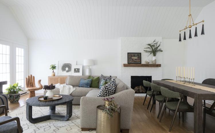 RenoFi Founder renovated home