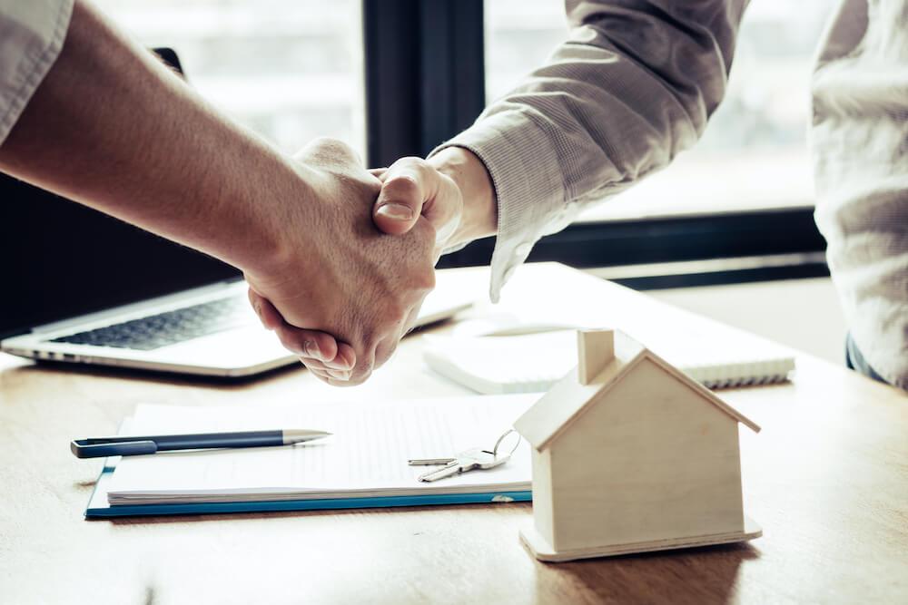 Teiverkauf Immobilien Partner und Miteigentümer