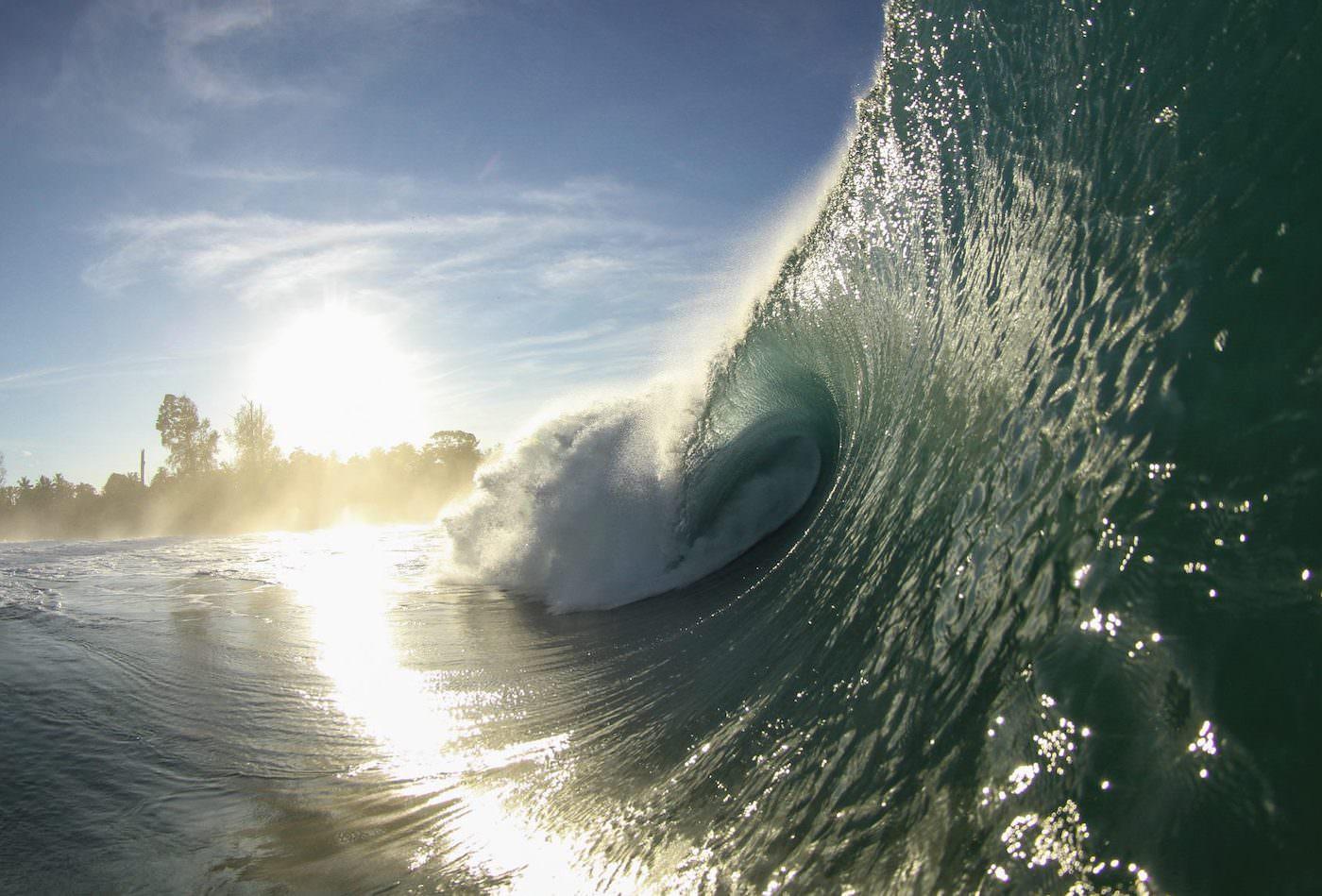 New Surfer Tax Mentawais