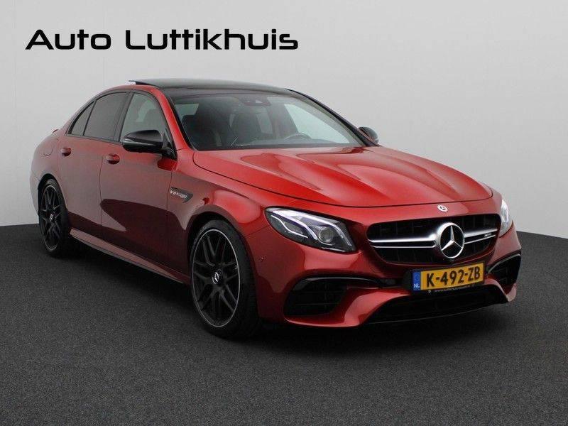 Mercedes-Benz E-Klasse 63 S AMG 4Matic-plus kuipstoelen pano carbon afbeelding 2