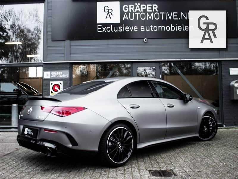 Mercedes-Benz CLA35 AMG klasse CLA35 AMG 4MATIC Premium Plus afbeelding 6