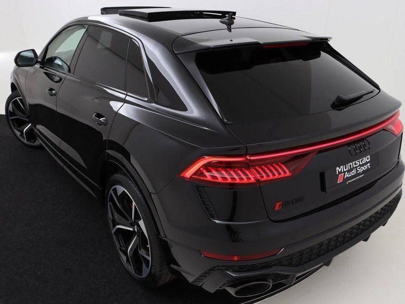Audi RSQ8 4.0 TFSI 600 pk RS Q8 quattro | Pano.Dak | Carbon | Trekhaak | Keyless-Entry | 360Camera | B&O Sound | Alcantara | afbeelding 12